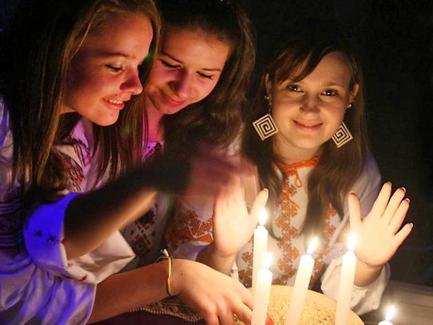 старые обряды и древнерусская вечеринка или девичник