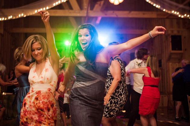 танцы вот что можно устроить на девичнике
