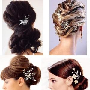 Прическа на свадьбу которая подойдет для ваших волос