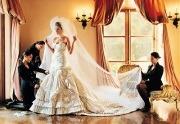 самые дорогие свадебные платья