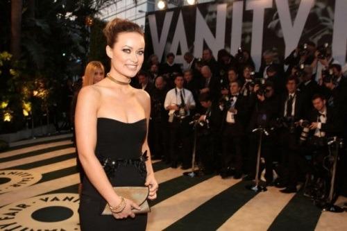 красивая вечерника со знаменитостями Vanity Fair
