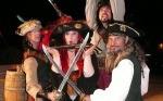 тематическая вечеринка пираты