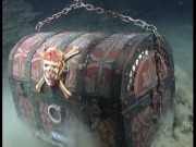 Сокровище пиратов - один из сценариев пиратской вечеринки