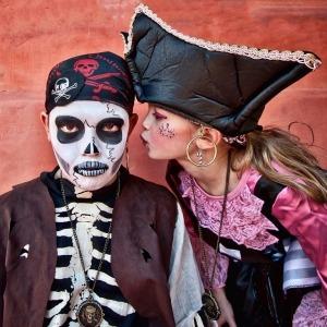 Пиратская вечеринка для детей в нашем сценарии