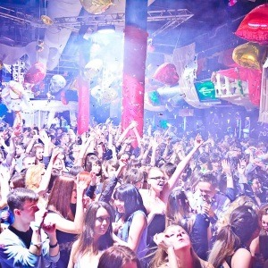 Самые крутые вечеринки и московские тусовки