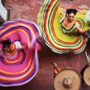 Сценарий мексиканской вечеринки прямо из Мексики