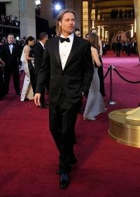 Бред Питт на Оскаре
