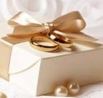 Оригинальные обручальные кольца на случай торжества