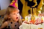 Как отметить День Рождения ребенка в 3 года чтобы он был счастлив