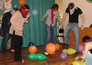 Как провести конкурс с шарами