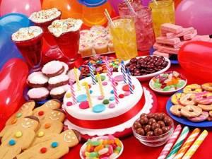 Какие блюда самые удачные для детского праздника?
