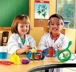 Простые эксперименты для детей в домашних условиях