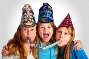 Какая игра подойдет для любого детского праздника?