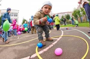 Как подобрать игру с воздушными шарами?