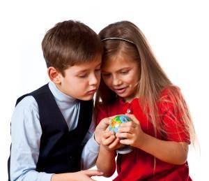 Какие есть веселые игры для детей?
