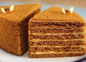 Как приготовить вкусное медовое лакомство?