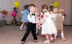 Как подобрать музыку для детских танцев?