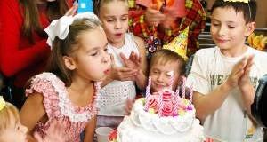 С чего начать подготовку ко дню рождения?
