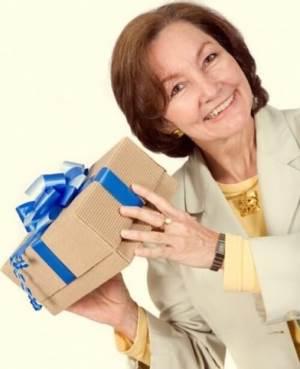 Как сделать незаурядный подарок дорогой тете?