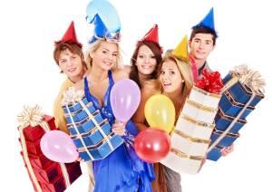Как организовать день рождения лучшей подруги?