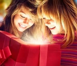 Что подарить лучшей подруге?