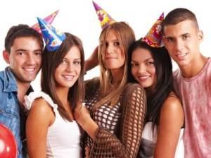 Веселые конкурсы на день рождения