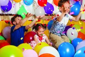 Как подобрать простые и занимательные игры для детского праздника?